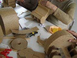 """Atelier de redynamisation """"Art de faire"""" Montdidier 2012ERA"""